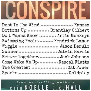 Conspire playlist