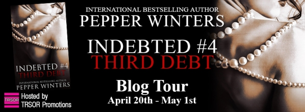 third debt blog tour