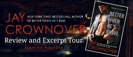 Better When He's Brave - Review & Excerpt Tour banner
